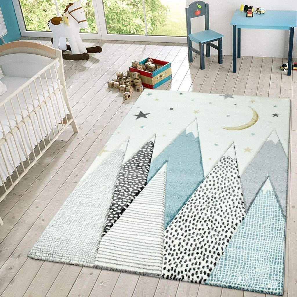 Consider Free Kids Rugs for Playroom and Nursery
