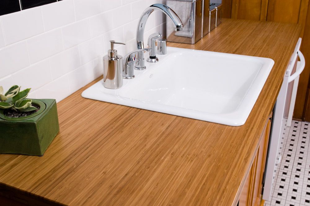 Best Bamboo Countertops for Kitchens or bathrooms