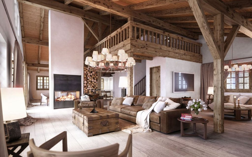 Rustic Furniture Design For Every Taste and Style
