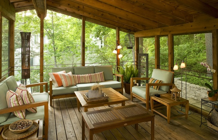 Simple or Sophisticated Patterns For Your Deck