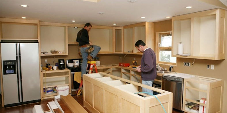 Starting a Kitchen Remodeling Project